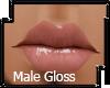 H. Male Lip Gloss