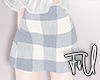 "' Plaid Skirt ʀc"""