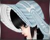 +Blue Bunny Bonnet+
