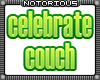 Celebrate Couch