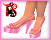 TS Pink Ice Sandals