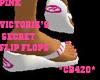 Pink Vs Sandals