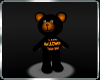 Halloween dance Bear M/F
