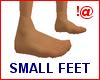!@ Small feet unisex
