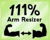 Arm Scaler 111%