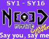 Say you, say me-NeoGeo..