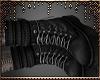 [Ry] Travel boot bk/b