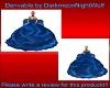 weddingdress blue 1
