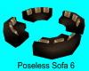 POSELESS SOFA 6