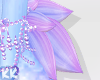 Mermaid Hip Fur