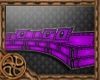 """ Forsaken Purple Couch"""