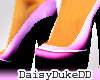 ~D Mary Jane Retro Pink