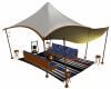 Thin Line Beach Tent