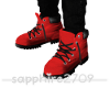 *S* MensBoots_Red