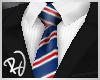 -RJ- Suit w/Blue Tie