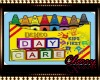 DeMeo DayCare Sign