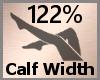 Calf Scaler 122% F A