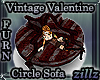 [zillz]Vintage Circ Sofa