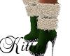 (K)Christmas boots