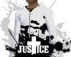JUSTICE™ † Fade Hoody W