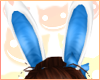 ~R~ Party bunny ears blu