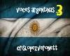 Voces Argentinas Cris 3
