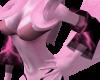 Pink Lightning Sleeves
