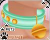 [Pets] Collar v2 | Aqua