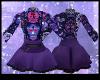 Les Muertes Dress