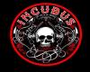 Incubus Skull Black Tee