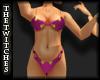 (TT) LG Hot Pink Bikini