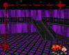 Gothic Violet Club Room
