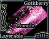 [zllz]Nails Gothberry Pi