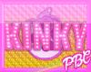 *PBC* Kinky in Pink