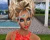 Aqua Diamond Headband