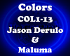 Colors Jason Der Maluma