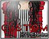 HN` Biased Custom Blazer
