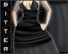 Dark Prom Dress Poffy