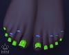 Neon - Feet
