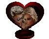 h & b heartframe