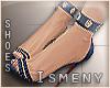 [Is] Denim High Heels