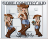 Gone Country Kid Boots