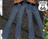 SD SLM Boot Cut Jeans