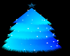Frosted Blue Christmas