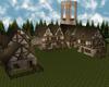 Medieval Village Shops