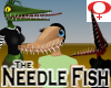 Needle Fish -Womens