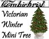 Victorian WinterMiniTree