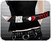 'Uchiha Back Knife [F]