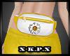 Belt Bag Yellow