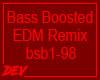 !D BASS BOOSTED EDM